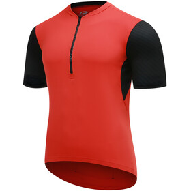 Protective P-Move Shortsleeve Tricot Men, fire red